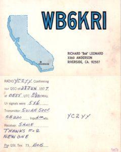 WB6KRIall