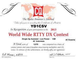 YD1CSV_CQWW_RTTY_2013_certificate