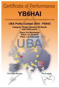 uba prefix psk63 2016